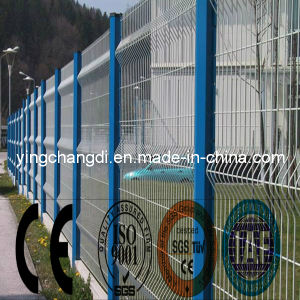 3D Coated Weld Wire Mesh Panel