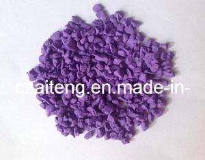 EPDM Granules (JTXD-1111 Purple) pictures & photos
