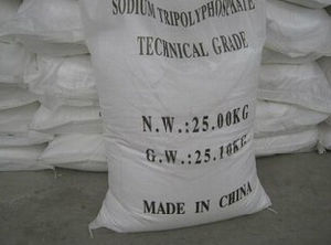 Chemical Material 94% Min Sodium Tripolyphosphate STPP for Detergent pictures & photos