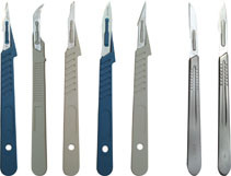 Surgical Blade with Handle pictures & photos