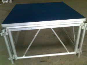 Aluminum Moving Portable Stage