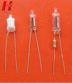 Neon Lamp + Resistor