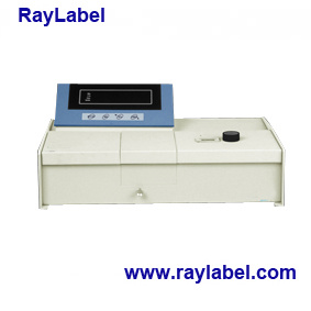 Spectrophotometer, Visible Spectrophotometer, Ultraviolet Visible Spectrophotometer for Lab Equipment (RAY-752N) pictures & photos