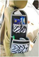 Multifunction Polyster Car Organizer Good Quality Backseat Trunk Bag