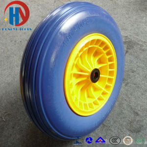 High Quality Colorful PU Foam Wheels pictures & photos