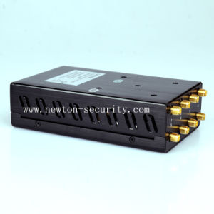Universal 8 Antennas Portable Mobile Phone Jammer/GPS Jammer WiFi Jammer Lojack Jammer pictures & photos