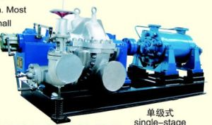 Steam Turbine Driven Pump Save Energy