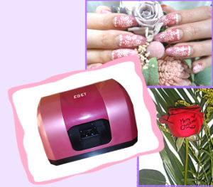 Eget Multifunction Printer Sp-M06b2 Can Print on 5 Hand Nails, 1 Flower, with FCC, CE (SP-M06B2)