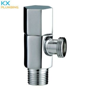 High Quality Brass Angle Valve (KX-AV004) pictures & photos