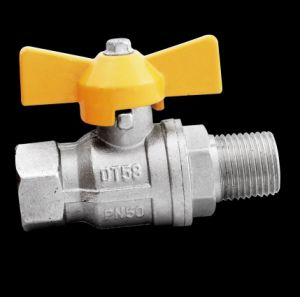 High Quality Brass Ball Valve pictures & photos