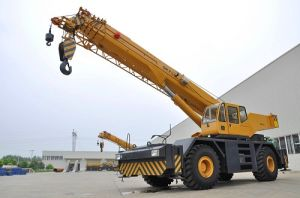 55t Rough Terrain Crane / Lifting Crane (QRY55) pictures & photos
