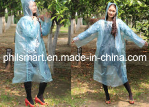 2014 New Emergency Waterproof Hiking / Traveling / Tour Rain Coat pictures & photos