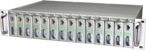 3onedata Media Converter Rack (Rack2000A)