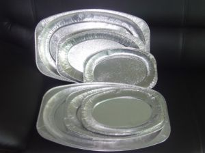 Aluminium Foil Oval Tray Mould pictures & photos