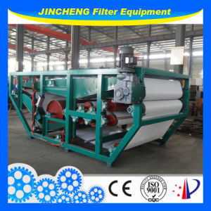 Belt Filter Press in Mining Industry (DY1000)