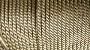 Ungalvanized Steel Wire Rope (8X19s+FC) pictures & photos