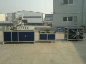 Plastic Corrugated Duct Pipe Making Machine pictures & photos