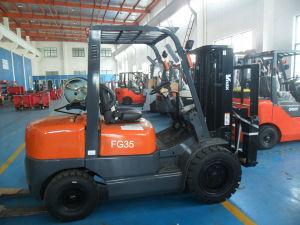 3.5 Ton Gasoline/LPG Forklift Truck (FG35, FG35L)