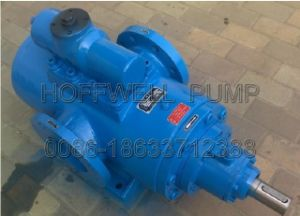 CE Approved Three Screw Light Oil Pump pictures & photos