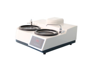 Metallographic Sample Grinder Polisher/Grinding Polishing Machine (GP-2B) pictures & photos