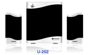 2.1 Multimedia Speaker (U-202)