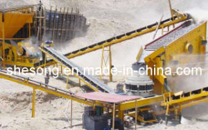 Construction Waste Crushing Plant/Building Rubbish Crushing Plant pictures & photos