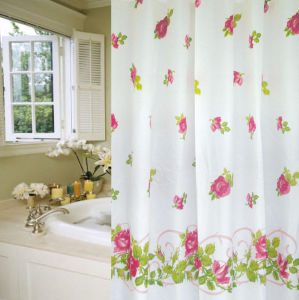 Shower Curtain 3 pictures & photos