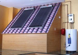 Super Heat Pipe 24mm Split Pressurized Solar Water Heater
