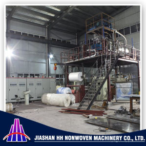 1.6m Composite Line-M Nonwoven Fabric Machine pictures & photos