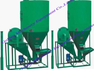 Animal Feeder Fodder Pellet Crusher Mixer Machine (WSWH) pictures & photos