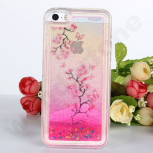 Wholesale TPU Quicksand Case Mobile Phone Case pictures & photos