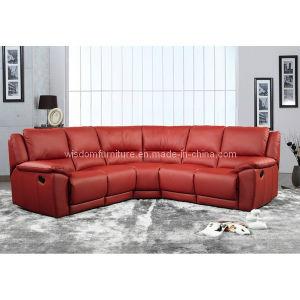 Living Room Sofa, Big Corner Sofa, Recliner Sofa (R-3022)