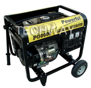Tw7500W (E) 6.5kw Gasoline Generator pictures & photos