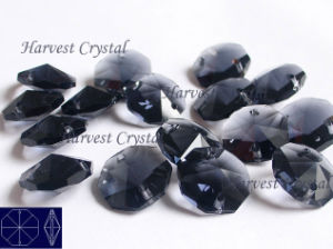 Crystal Octagon Beads (H7002)