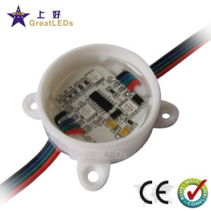 LED Module/LED Point Light/LED DOT Matrix (GFDY40-3RGBD)