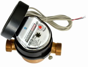 Single Jet Water Meter (D3-8+1-2) pictures & photos