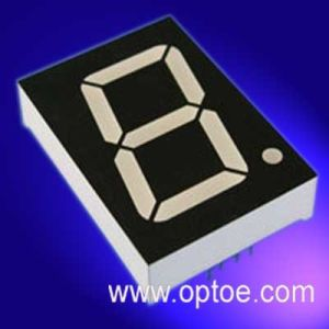 "1.2"" (30.60mm) Single Digit Display Blue Color"