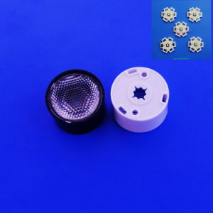 20mm 45degree CREE Lens with Bead Surface