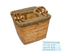 Wicker Basket (XD104052)