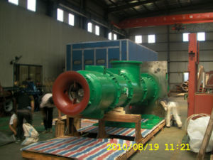 Mixed Flow Water Pump