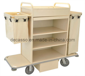 Housekeeping Cart (DD35) pictures & photos