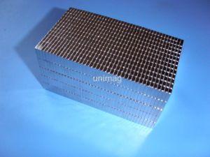 Sintered Block Neodymium Magnet (UNI-BLOCK-001) pictures & photos