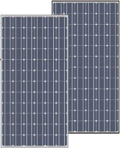 295W Mono Crystalline Solar Panel pictures & photos