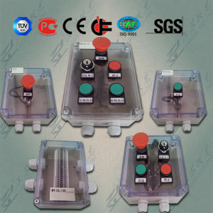 PC Waterproof Control Button Box with CE pictures & photos