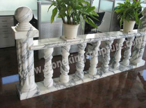 Hand Carved Marble Carving Baluster (sk-3383) pictures & photos