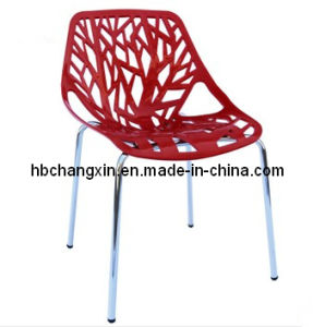 Plastic Leisure Chair Modern New Style and Hot Selling Metal Stackable Strong for Outdoor Use Furniture pictures & photos