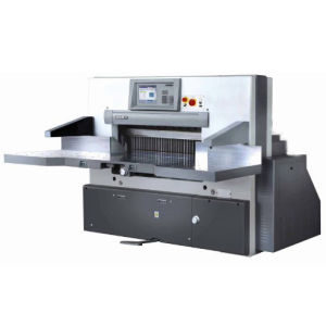 High Speed Paper Cutter (QZYW115C) pictures & photos