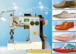 Stitching Machine for Tubular Moccasin pictures & photos