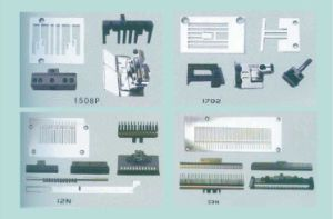 Industrial Sewing Machine Parts of Multi-Needle Gauge Set for Kansai Special pictures & photos
