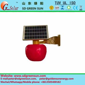 8W Integrated Solar Wall Light pictures & photos